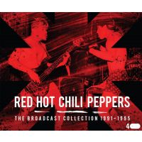 Red Hot Chili Peppers - The Broadcast Collection 1991-1995 - 4CD