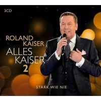 Roland Kaiser - Alles Kaiser 2 - 3CD
