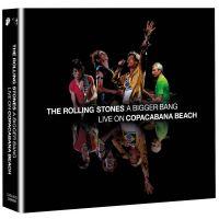 Rolling Stones - A Bigger Bang - Live On Copacabana Beach - DVD+2CD