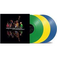 Rolling Stones - A Bigger Bang - Live On Copacabana Beach - Coloured Vinyl - 3LP