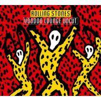 The Rolling Stones -  Voodoo Lounge Uncut Live - 2CD+DVD