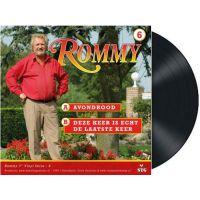 Rommy - Avondrood - Vinyl Single