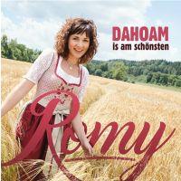 Romy - Dahoam Is Am Schonsten - CD