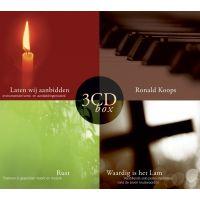 Ronald Koops - Aanbidden & Rust & Waardig - 3CD