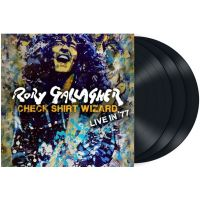 Rory Gallagher - Check Shirt Wizard - Live In '77 - 3LP