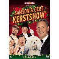Samson & Gert - Kerstshow 2018-2019 - DVD