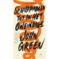 John Green - Schildpadden Tot In Het Oneindige - LUISTERBOEK