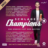 Schlager Champions 2021 - 2CD