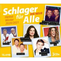 Schlager Fur Alle - Die Neue - Herbst Winter 2020/2021 - 3CD