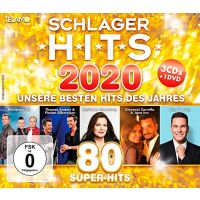 Schlager Hits 2020 - 3CD+DVD