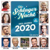 Die Schlagernacht Des Jahres 2020 - CD
