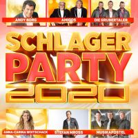 Schlager Party 2020 - CD