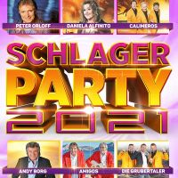Schlager Party 2021 - CD