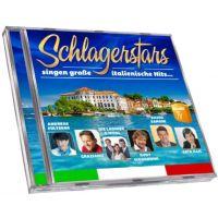 Schlagerstars Singen Grosse Italienische Hits - CD