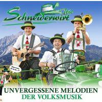 Schneiderwirt Trio - Unvergessene Melodien Der Volksmusik - CD