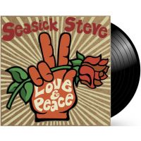 Seasick Steve - Love & Peace - LP