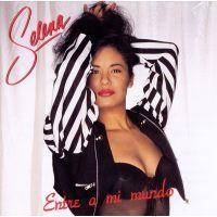 Selena - Entre A i Mundo - CD
