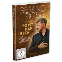 Semino Rossi - So Ist Das Leben - Musikalische Reise Durch Andalusien - DVD