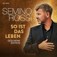 Semino Rossi - So Ist Das Leben - Geschenk Edition - CD+DVD