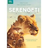 Serengeti - BBC Earth - 2DVD
