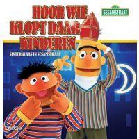 Hoor Wie Klopt Daar Kinderen - Sesamstraat - CD