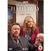 Shakespeare & Hathaway - Seizoen 3 - 3DVD
