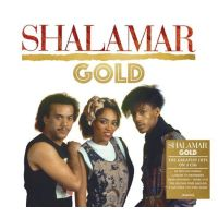Shalamar - GOLD - 3CD