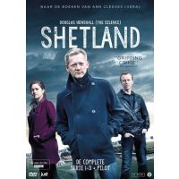Shetland - De Complete Serie 1-3+Pilot - 6DVD