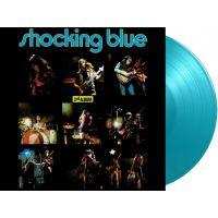 Shocking Blue - 3rd Album - Coloured Vinyl - LP