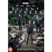 Silent Witness - Serie 23 - 3DVD