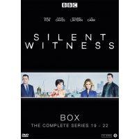 Silent Witness - Serie 19 t/m 22 - 12DVD