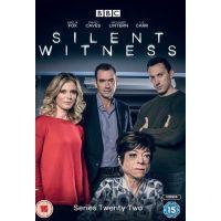 Silent Witness - Serie 22 - 3DVD