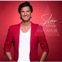 Silvio d'Anza - Viva Amor - Es Lebe Die Liebe - CD