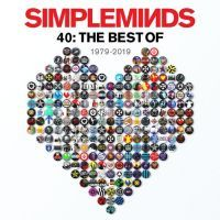 Simple Minds - 40: The Best Of - CD