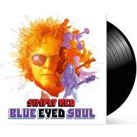 Simply Red - Blue Eyed Soul - LP