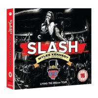 Slash - Living The Dream Tour - 2CD+DVD