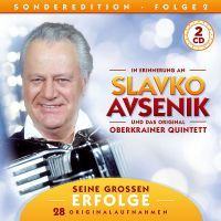 Slavko Avsenik Und Seine Oberkrainer Quintett - Seine Grossen Erfolge - Folge 2 - 2CD