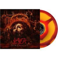 Slayer - Repentless - Orange Corona Red Vinyl - LP