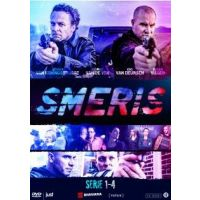 Smeris - Serie 1-4 - 12DVD