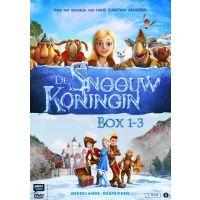 De Sneeuwkoningin Box - Deel 1 t/m 3 - 3DVD
