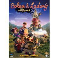 Solan & Ludwig - Gaan Naar De Maan - DVD