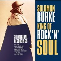 Solomon Burke - King Of Rock 'N' Soul - CD