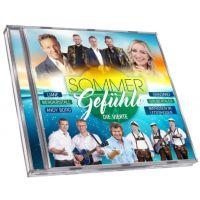 Sommer Gefuhle - Die Vierte - CD