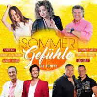 Sommer Gefuhle - Die Funfte - CD