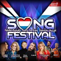 Songfestival: Nederlands Trots In Een Nieuw Jasje - CD