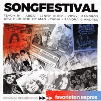 Songfestival - Favorieten Expres - CD