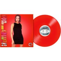 Spice Girls - Spice - Posh Red Coloured Vinyl - LP