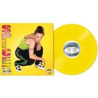 Spice Girls - Spice - Sporty Yellow Coloured Vinyl - LP