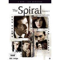 The Spiral (Engrenages) - Season 2 - 3DVD
