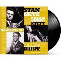 Stan Getz & Dizzy Gillespie & Sonny Stitt - For Musicians Only - LP